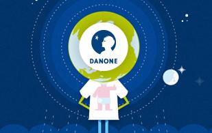 Voeux Danone 2012